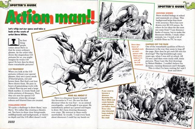Steve White - Action Man