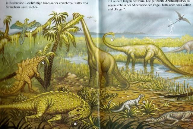 Dinosaurier - Jurassic