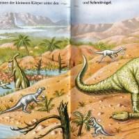 Vintage Dinosaur Art: Dinosaurier