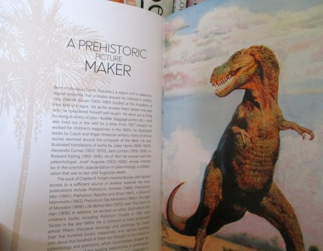 A Prehistoric Picture Maker