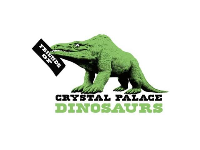 Friends of the Crystal Palace Dinosaurs promotional graphic