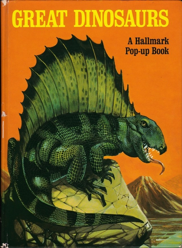 Great Dinosaurs Cover