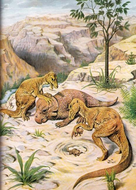Velociraptor by Thomas Crosby-Smith
