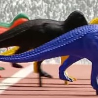 Vintage Dinosaur VHS: Eyewitness Dinosaur