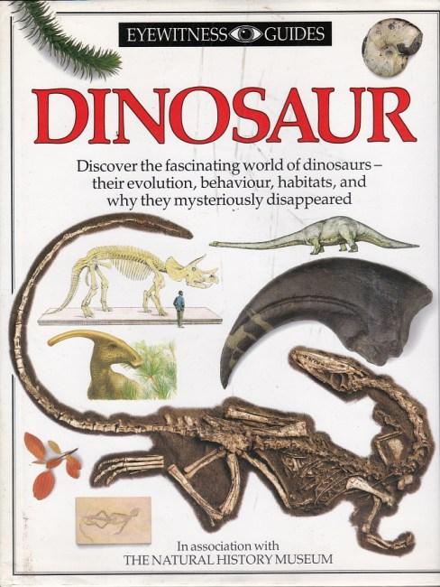 Eyewitness Dinosaur 1992 cover