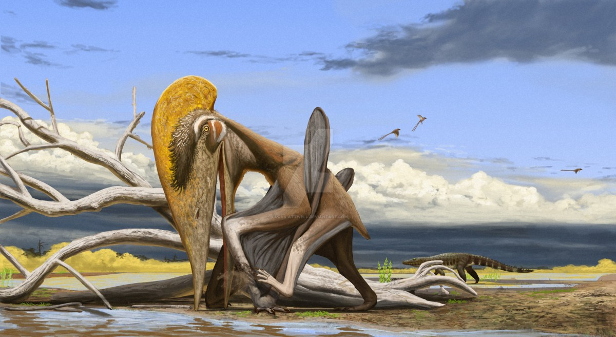 This Mesozoic Month: August 2019 – Love in the Time of