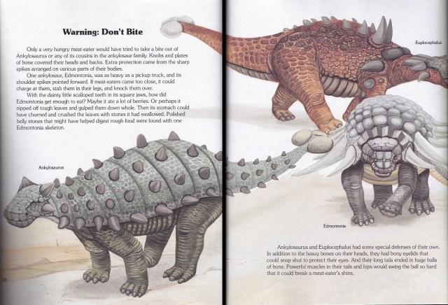 Ankylosaurs by Christopher Santoro