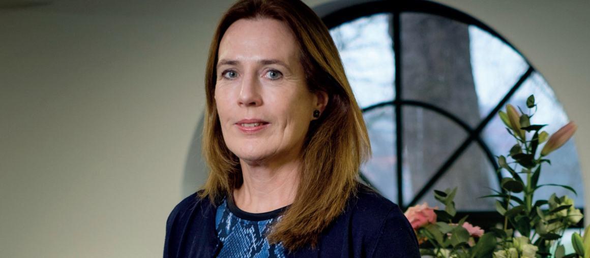 'Ik stel vaak dezelfde vraag aan meerdere mensen' Erna Boogaard, commissaris onderlingen 's Gravenhage