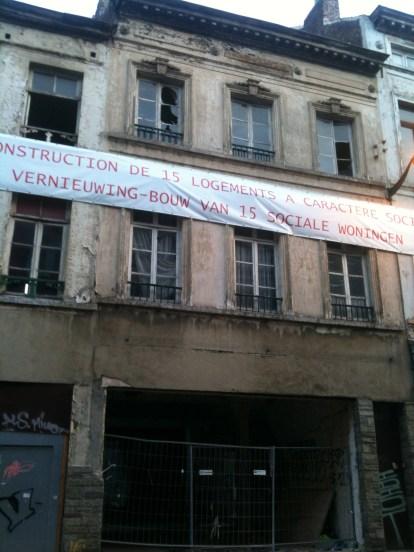 Brussels rejvenation