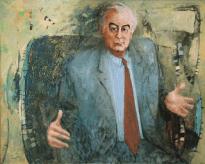 Clifton Pugh's Archibald Prize Winning Portrait of Gough Whitlam 1972