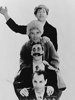 the Marx Brothers 1931