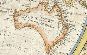 Samuel Dunn's 1794 map