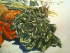 Market Day Spinach