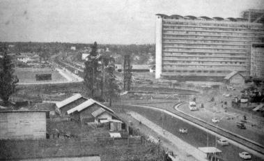 Hotel Indonesia 1962