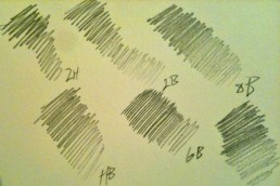 Pencil shades