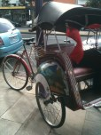 Becak - casually parked in Geelong