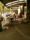 Kensington cafes Bellair St