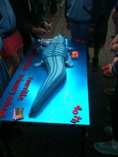 The great Lizard Cake