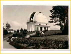 The Bosscha Observatory at Lembang