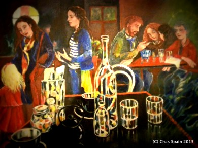 Cold Day Cafe Church St, Richmond - (The Life of Mary)