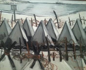 Tank Traps Margaret Preston