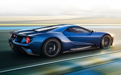 The 2017 Ford GT is Making Everybody Feel Sexy