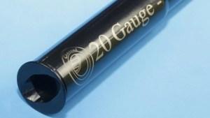 20ga to 9mm chamber
