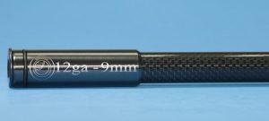 12 Gauge to 9mm Shotgun Adapter
