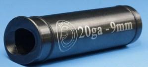 20 Gauge to 9mm Shotgun Adapter
