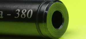 12 Gauge to 380 Shotgun Adapter
