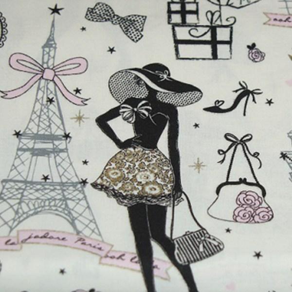 """Tissu """"La Parisienne"""""""