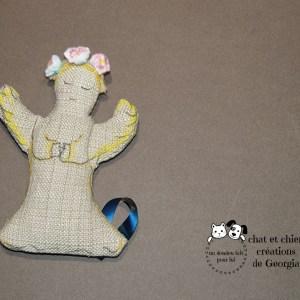 Jolie-Ange signé, jouet pour chien création de Georgia