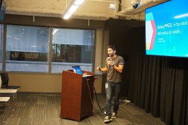 Magic in the Cloud with Node.js: Sandeep Dinesh