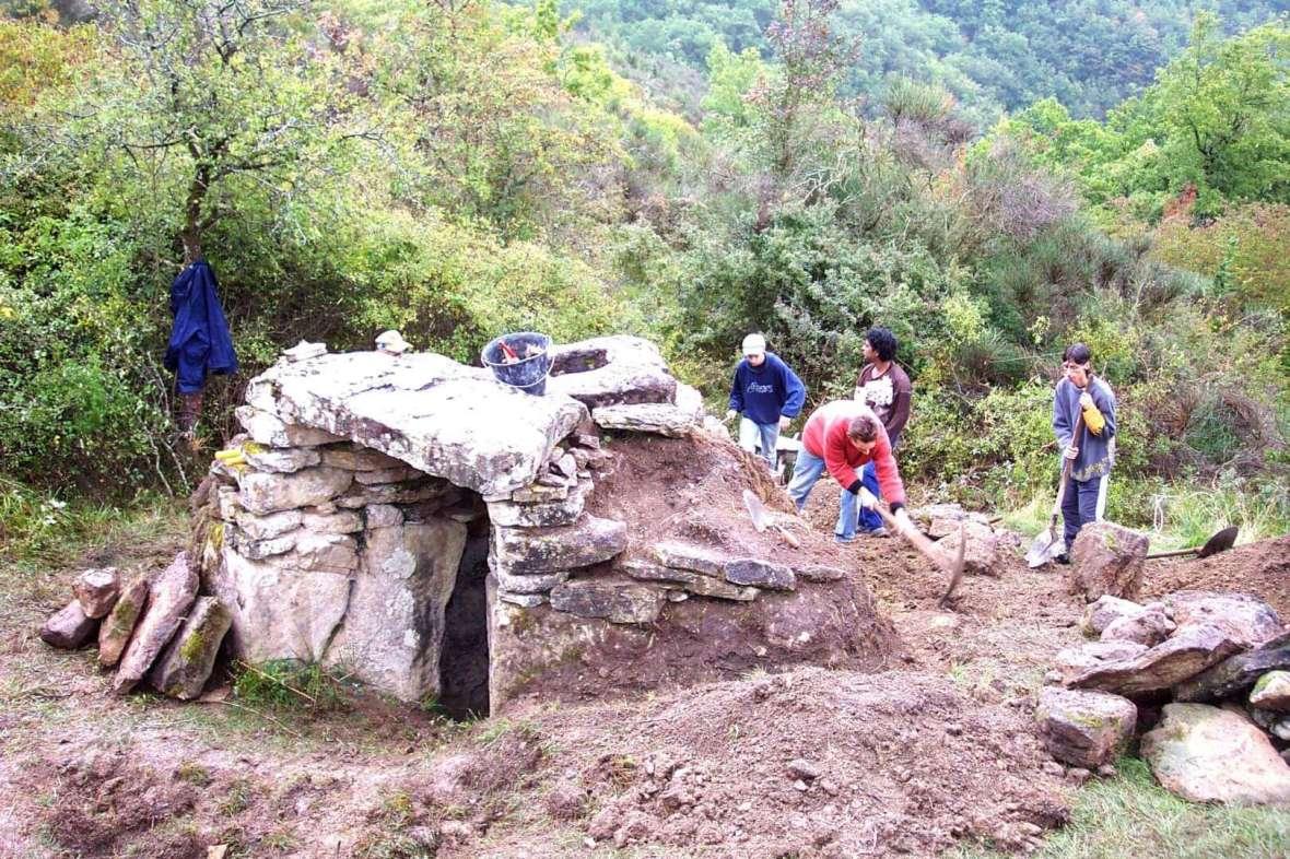 Restauration du Patrimoine par les chantiers de l'insertion