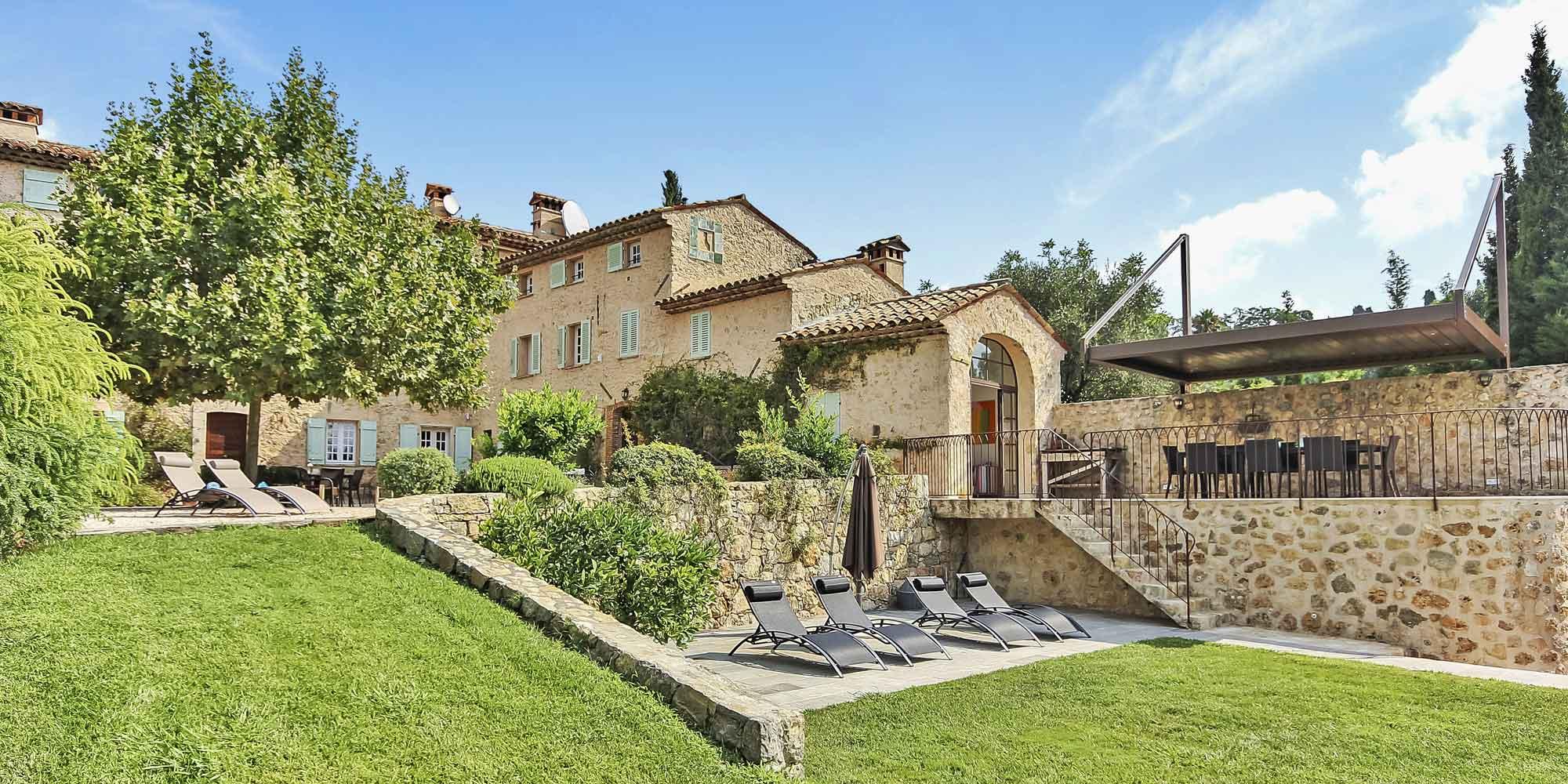 La Ferme Wedding Venue French Riviera Chateau Bee Selection