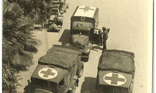 ambulances-allemande