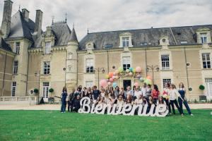 chateau de jalesnes hotel loire valley france events