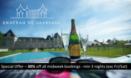 Midweek stay 30% off special offer