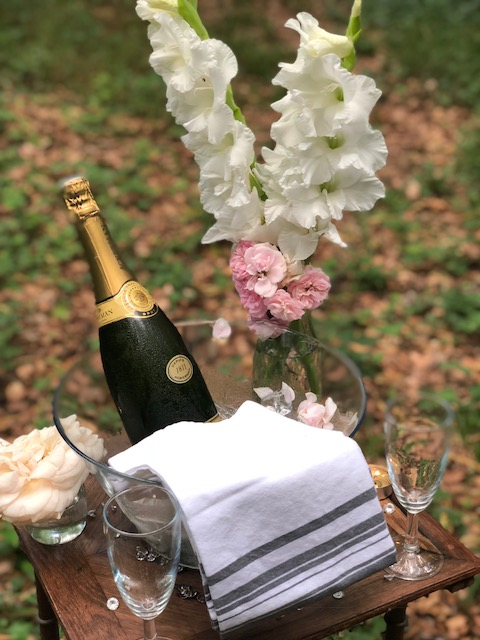 Celebrations At Chateau De Jalesnes Champagne Wedding Venue France