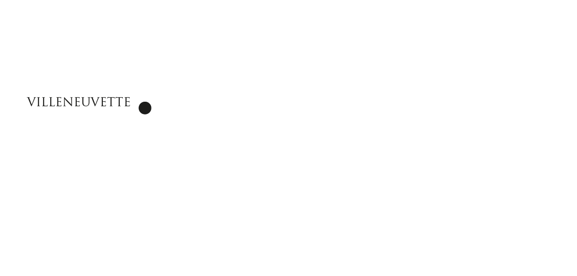 Carte de Situation géographique du château de Malmont