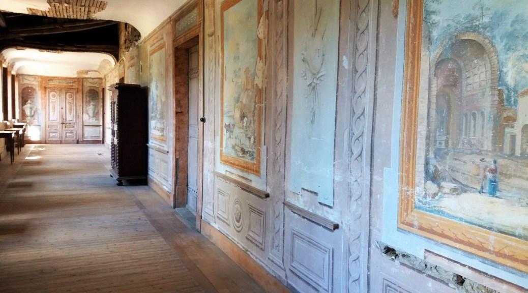 Saconay - La galerie