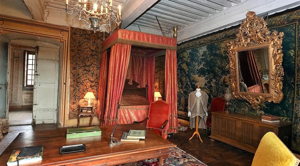Chambre historique ch teau de saconay - La chambre des officiers contexte historique ...