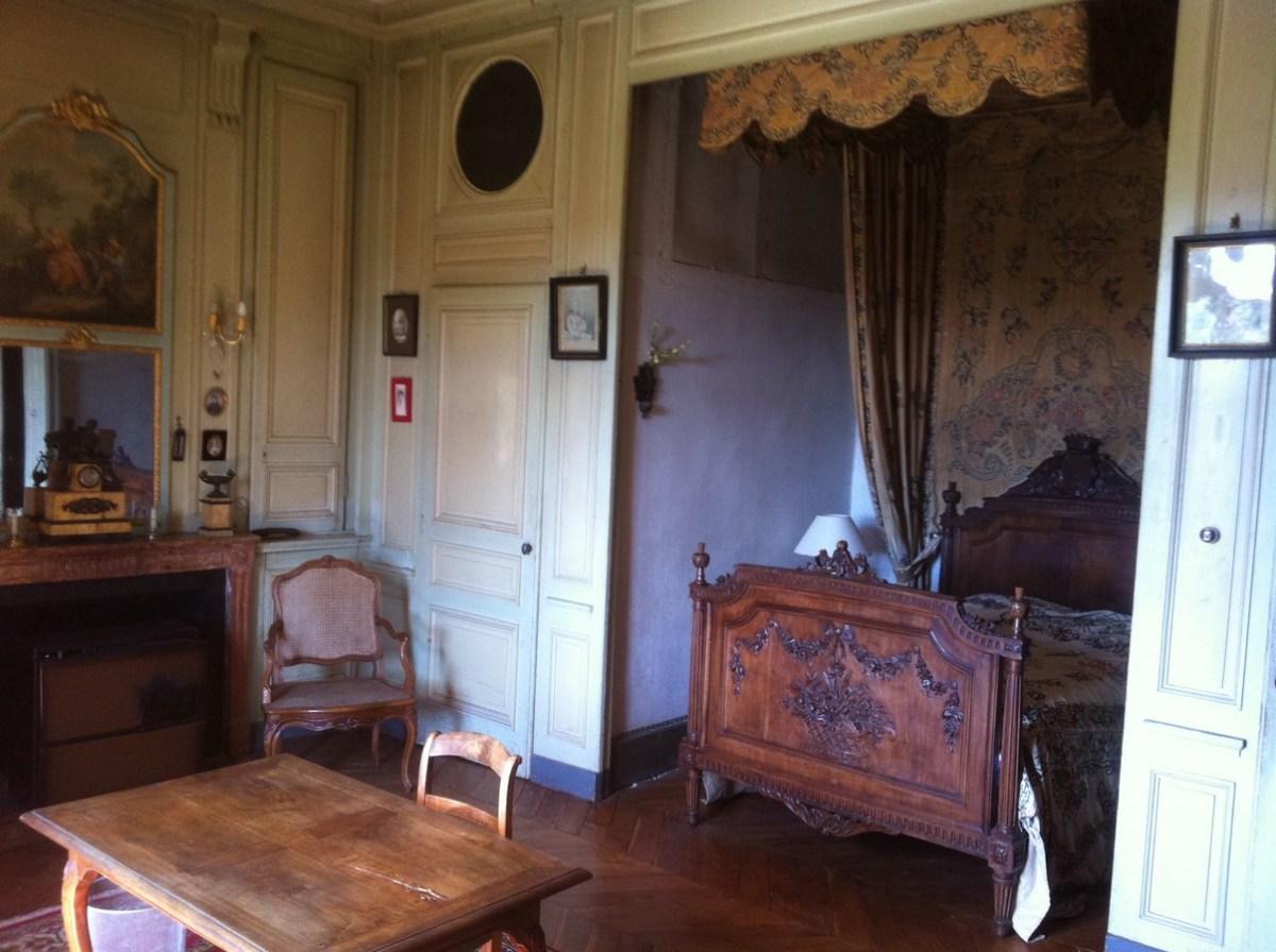 saconay alcve de la chambre du seigneur - Chambre Alcove
