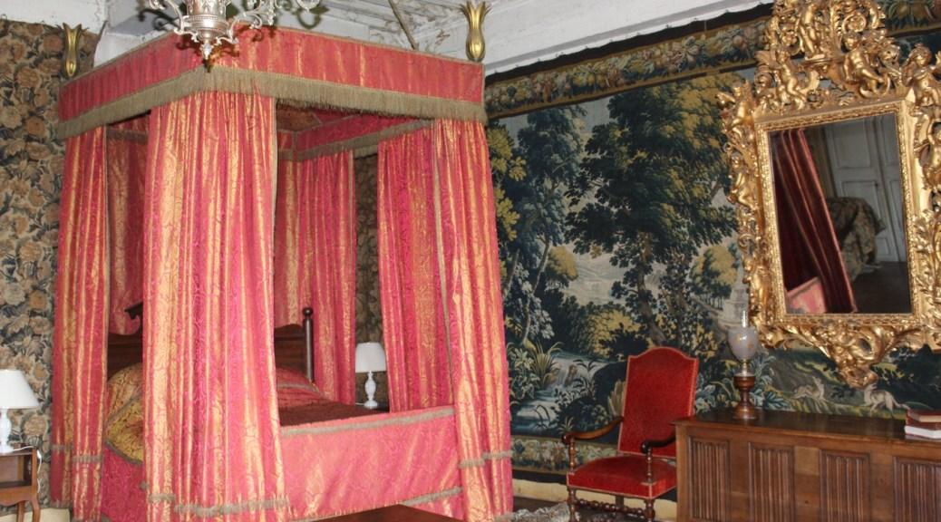 Saconay - La chambre historique