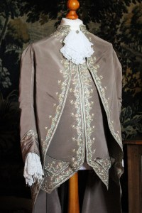 Saconay - Costume Louis XVI
