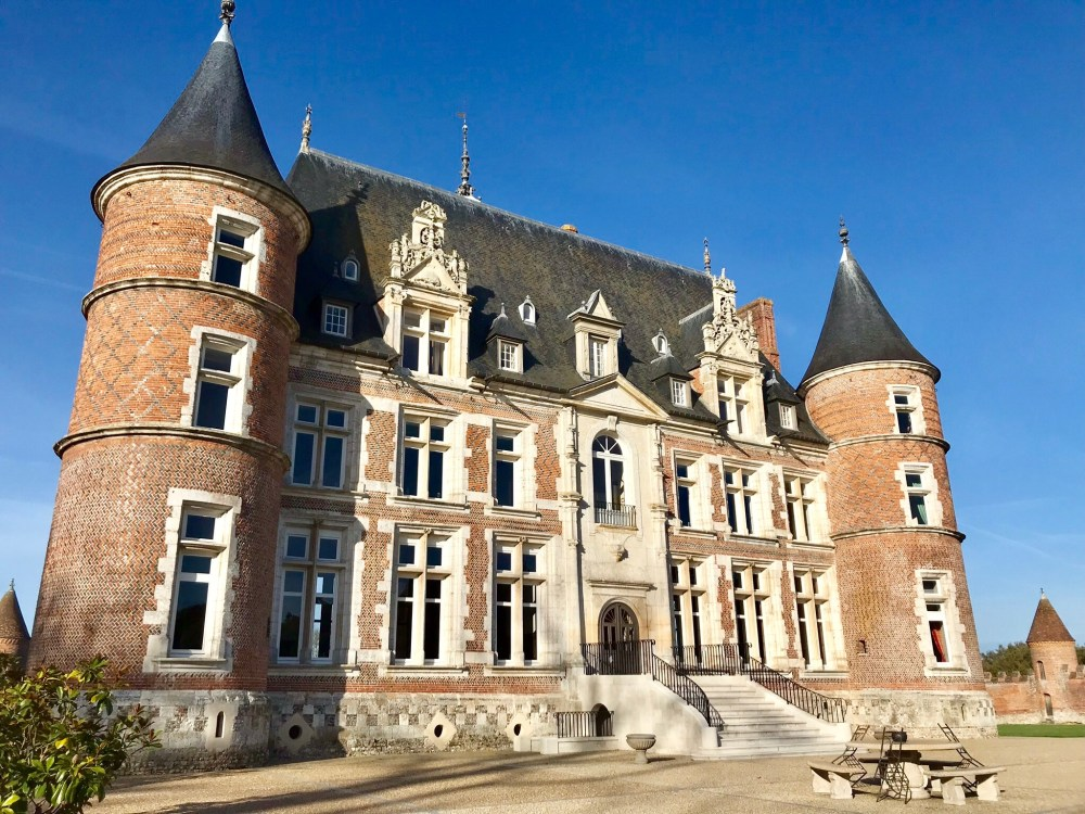 Château Tilly - Présentation