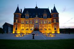 Château Tilly - Présentation - Éclairage