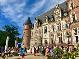Course au Château de Tilly