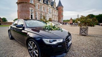 Mariage Château de Tilly 00019