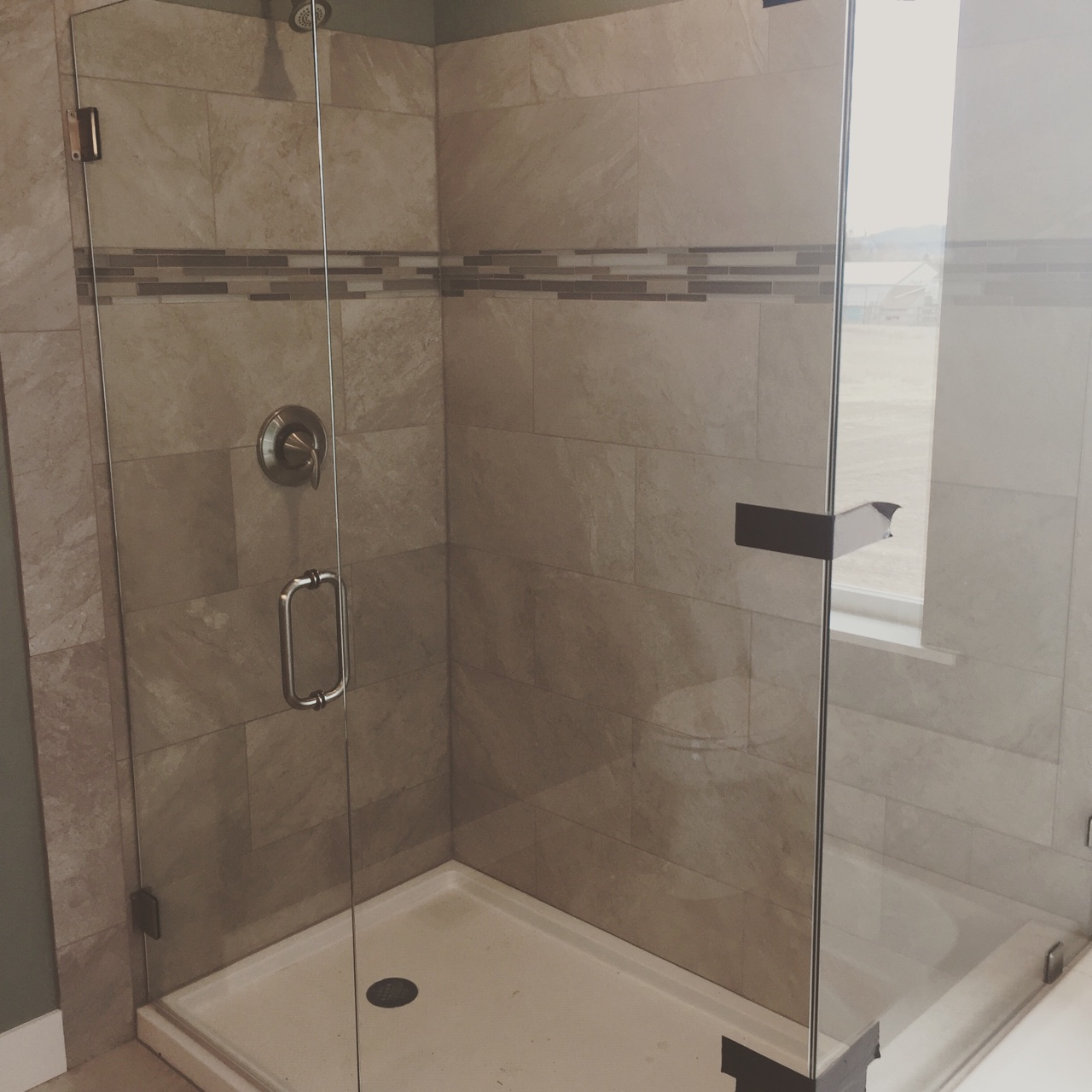 3 panel shower | Chateau Window And Shower Enclosure